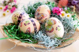 dekoracija uskrsnih
