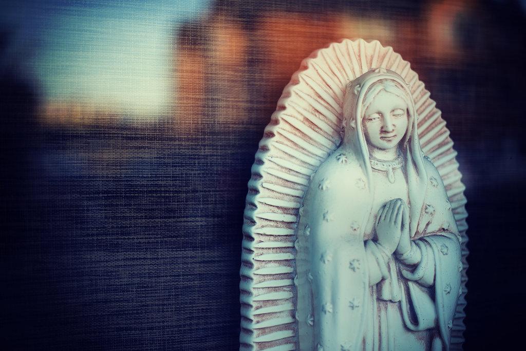 Tri Zdravomarije za čistoću – snažno duhovno oružje mnogih svetaca | Žena  Vrsna
